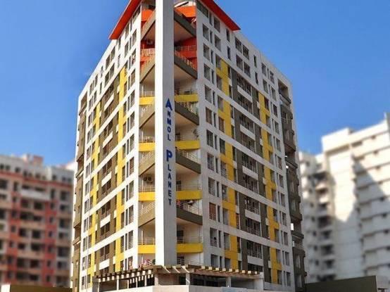 960 sqft, 2 bhk Apartment in Builder Anmol Planet Kharghar, Mumbai at Rs. 19000