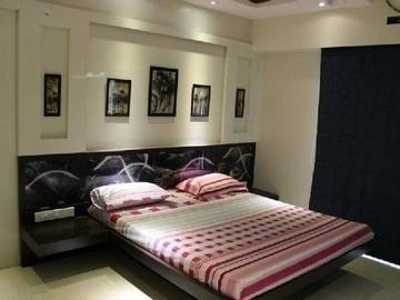 1100 sqft, 2 bhk Apartment in Builder Gajra Bhoomi Trivas Kharghar, Mumbai at Rs. 13000