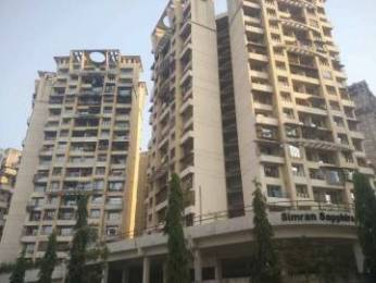1050 sqft, 2 bhk Apartment in Simran Sapphire Kharghar, Mumbai at Rs. 83.0000 Lacs