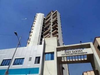 900 sqft, 2 bhk Apartment in Builder kamdhenu Eden Gardens Sector 6, Mumbai at Rs. 21000