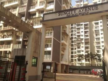 1180 sqft, 2 bhk Apartment in Suncity Avenue Kharghar, Mumbai at Rs. 83.0000 Lacs