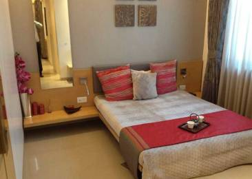 1100 sqft, 2 bhk Apartment in Builder Tharwani Riviera kharghar Sector 7 Kharghar, Mumbai at Rs. 22000