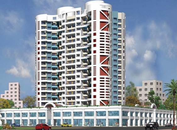 1300 sqft, 3 bhk Apartment in Builder Sai chaturbhuj Kharghar, Mumbai at Rs. 40000