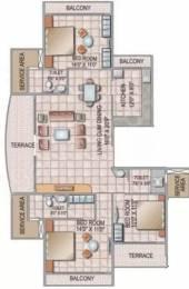 2472 sqft, 3 bhk Apartment in Siddhi Grandeur Kharghar, Mumbai at Rs. 2.2000 Cr