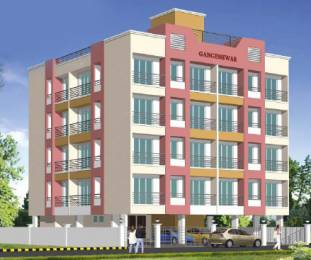 400 sqft, 1 bhk Apartment in Madhuraaj Gangeshwar Kharghar, Mumbai at Rs. 50.0000 Lacs