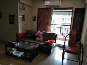 1450 sqft, 3 bhk Apartment in Builder Tricity Pristine Kharghar, Mumbai at Rs. 35000