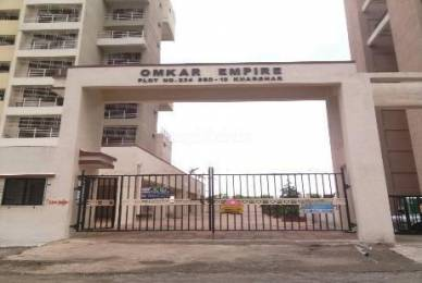 1380 sqft, 2 bhk Apartment in Omkar Empire Kharghar, Mumbai at Rs. 95.0000 Lacs
