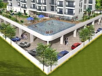1100 sqft, 2 bhk Apartment in Priyanka Hill View Residency Belapur, Mumbai at Rs. 1.2500 Cr