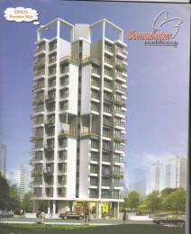 600 sqft, 1 bhk Apartment in Someshwar Residency Kharghar, Mumbai at Rs. 50.0000 Lacs