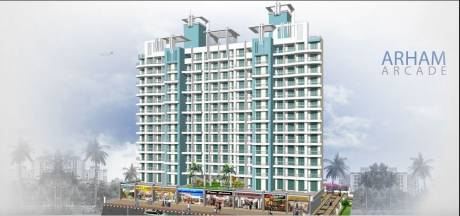 730 sqft, 1 bhk Apartment in Sanghvi Arham Arcade Kharghar, Mumbai at Rs. 68.0000 Lacs