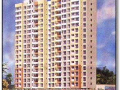 1100 sqft, 2 bhk Apartment in Metro Tulsi Gagan Kharghar, Mumbai at Rs. 1.1000 Cr