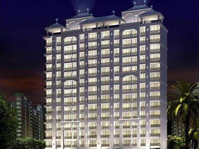 1272 sqft, 2 bhk Apartment in Gurukripa Dhruv Heights Kharghar, Mumbai at Rs. 1.1000 Cr