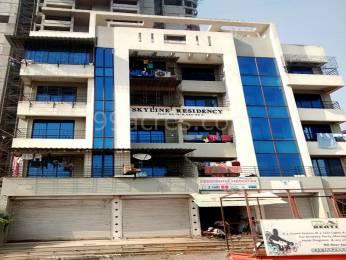 950 sqft, 2 bhk Apartment in Builder skyline residency kharghar Sector-34B Kharghar, Mumbai at Rs. 10000