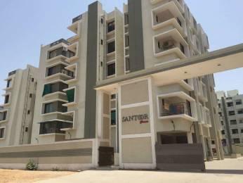 1242 sqft, 2 bhk Apartment in Sanskar Santoor Grace Sargaasan, Gandhinagar at Rs. 45.0000 Lacs