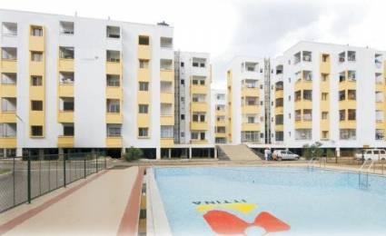 1100 sqft, 2 bhk Apartment in Krishna Mystiq Begur, Bangalore at Rs. 65.0000 Lacs
