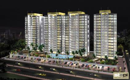 1576 sqft, 3 bhk Apartment in Shree Balaji Om Harmony Kharghar, Mumbai at Rs. 1.5700 Cr