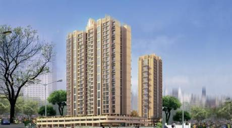 640 sqft, 1 bhk Apartment in Platinum Royal Galaxy Kharghar, Mumbai at Rs. 57.0000 Lacs