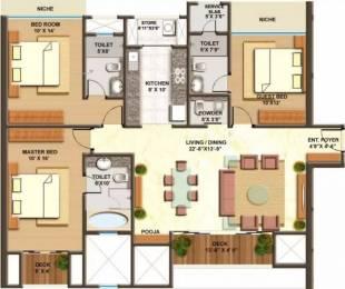 1683 sqft, 3 bhk Apartment in Lodha Imperia Bhandup West, Mumbai at Rs. 55000