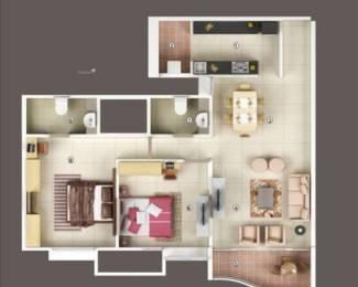 800 sqft, 2 bhk Apartment in Marigold Mari Gold 4 Mira Road East, Mumbai at Rs. 65.0000 Lacs