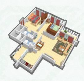 1161 sqft, 2 bhk Apartment in Neelkanth Majestic Kalamboli, Mumbai at Rs. 81.0000 Lacs