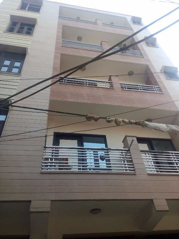 950 sq ft 3BHK 3BHK+2T (950 sq ft) Property By Global Real Estate In Project, Uttam Nagar