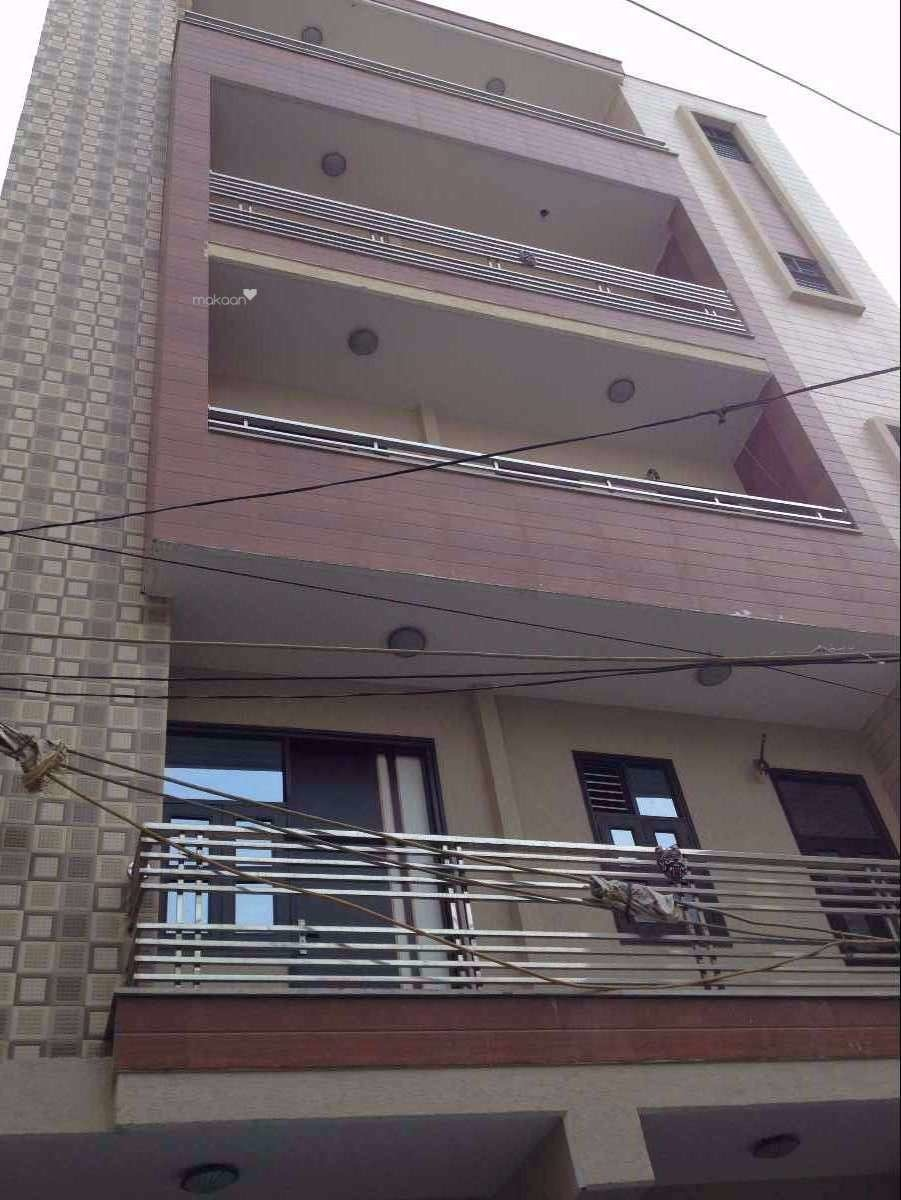 756 sq ft 3BHK 3BHK+2T (756 sq ft) Property By Global Real Estate In Project, Uttam Nagar