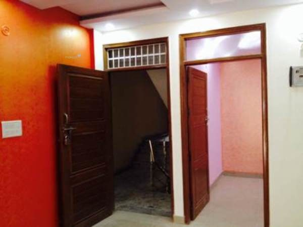555 sq ft 2BHK 2BHK+2T (555 sq ft) + Pooja Room Property By Global Real Estate In Project, Uttam Nagar