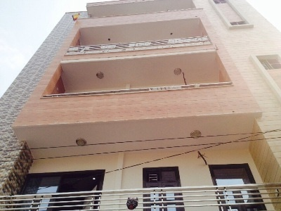 595 sq ft 2BHK 2BHK+2T (595 sq ft) Property By Global Real Estate In Project, Sainik Nagar