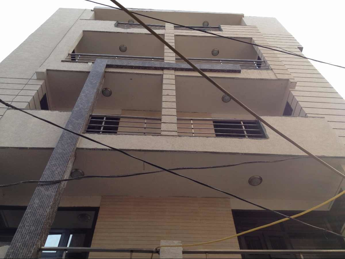 785 sq ft 3BHK 3BHK+2T (785 sq ft) Property By Global Real Estate In Project, Matiala Extension