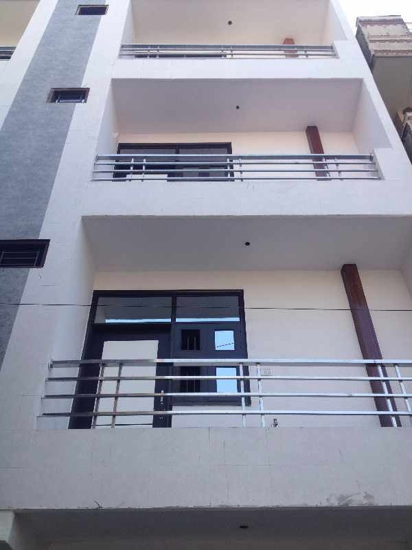 545 sq ft 2BHK 2BHK+1T (545 sq ft) Property By Global Real Estate In Project, Uttam Nagar west