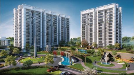 1275 sqft, 2 bhk Apartment in Paradigm The Hermitage Park Dhakoli, Zirakpur at Rs. 48.5000 Lacs