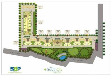 1810 sqft, 3 bhk Apartment in SBP Southcity VIP Rd, Zirakpur at Rs. 50.0000 Lacs