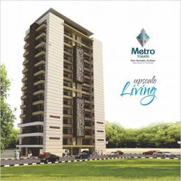 1650 sqft, 3 bhk Apartment in Builder Metro Towers Apartments Peermachhala, Chandigarh at Rs. 58.9000 Lacs