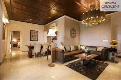 1590 sqft, 3 bhk Apartment in Sushma Crescent Dhakoli, Zirakpur at Rs. 63.4410 Lacs