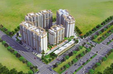 780 sqft, 2 bhk Apartment in Shree Green Space Sector 14 Panchkula Extension, Panchkula at Rs. 20.9400 Lacs