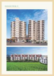 1205 sqft, 2 bhk Apartment in Builder green valley residencia Ambala Chandigarh Expressway, Zirakpur at Rs. 43.9500 Lacs