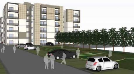 1080 sqft, 2 bhk Apartment in Sushma Joynest MOH 1 PR7 Airport Road, Zirakpur at Rs. 42.0000 Lacs