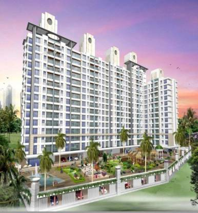 834 sqft, 2 bhk Apartment in Satguru Solitaire Thane West, Mumbai at Rs. 19000