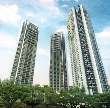 1405 sqft, 3 bhk Apartment in Oberoi Exquisite Goregaon East, Mumbai at Rs. 4.2000 Cr