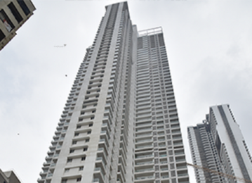 1680 sqft, 3 bhk Apartment in Omkar The BLISS Collection Malad East, Mumbai at Rs. 60000