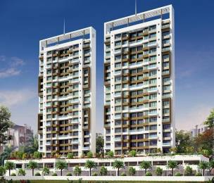 1253 sqft, 2 bhk Apartment in Builder 1 of the best residential tower Sector4 Kopar Khairane, Mumbai at Rs. 1.4500 Cr