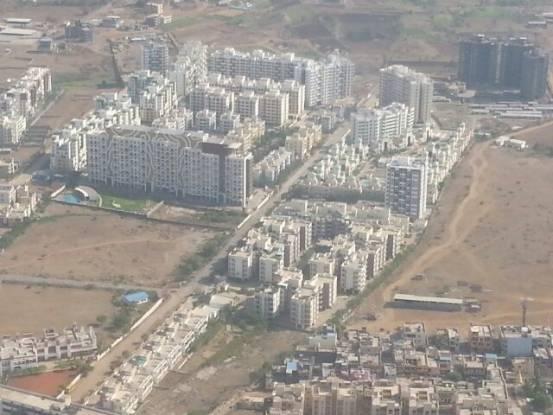 801 sqft, 1 bhk Apartment in Karia Konark Meadows Wagholi, Pune at Rs. 40.5000 Lacs