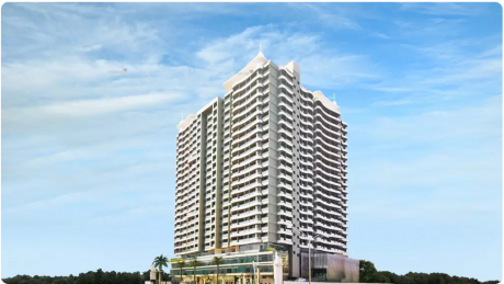 927 sqft, 2 bhk Apartment in SK Imperial Heights Mira Road East, Mumbai at Rs. 80.0000 Lacs