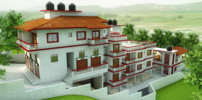 1453 sqft, 2 bhk Apartment in Builder field view residency Aldona, Goa at Rs. 63.9225 Lacs