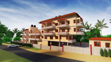 1076 sqft, 1 bhk Apartment in Builder mother agens and anarita residency Socorro, Goa at Rs. 48.1250 Lacs