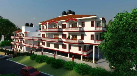 990 sqft, 1 bhk Apartment in Builder mother agnes and anarita residency Socorro, Goa at Rs. 51.0675 Lacs
