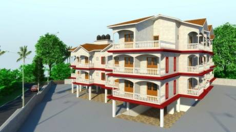 936 sqft, 1 bhk Apartment in Builder Mother Agnes Hill Top Residency Aldona, Goa at Rs. 43.2850 Lacs
