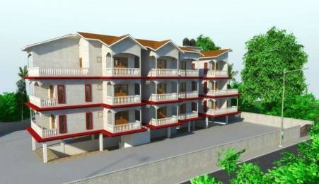 1033 sqft, 2 bhk Apartment in Builder mother agnes hilltop residency Aldona, Goa at Rs. 48.0000 Lacs