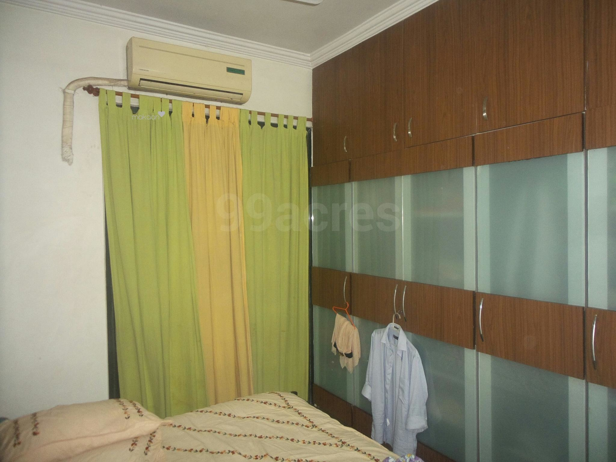 800 sq ft 2BHK 2BHK+2T (800 sq ft) Property By Shree Real Estate In Project, Vashi