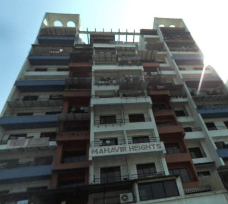 680 sq ft 2BHK 2BHK+2T (680 sq ft) Property By Shree Real Estate In Project, Ghansoli